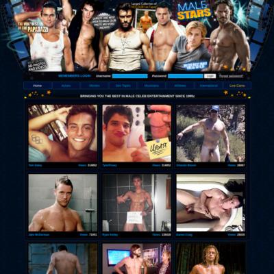 male stars celebrity men naked