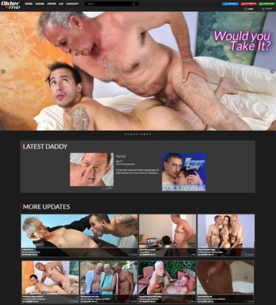 dilf daddy daddies mature gay sex
