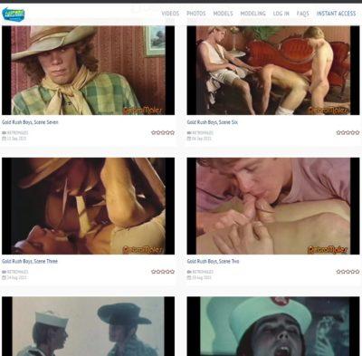 classic vintage gay porn erotica pre condom naked men